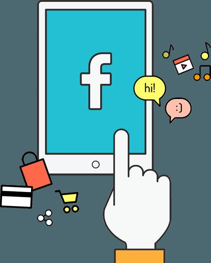 Social media marketing promotion platform | facebook