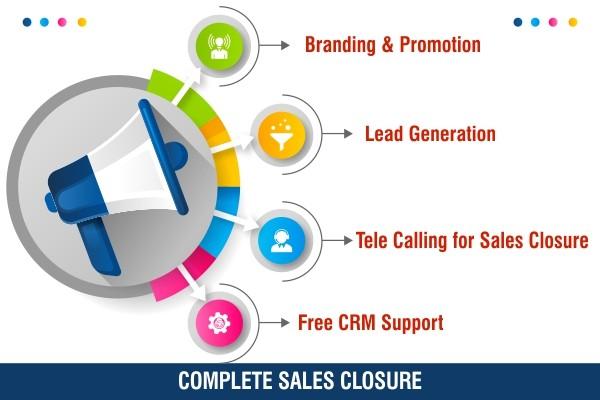 Complete Sales Closure